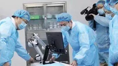 昆明军海医院探索未来 寻找希望——无框架脑立体定向机器人技术解读会