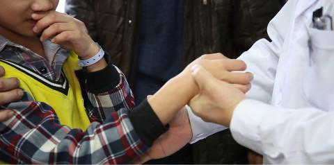 别让他们的童年被泪水和无奈侵蚀  黑龙江中亚儿童癫痫诊疗中心招募儿童、青少年癫痫病患者