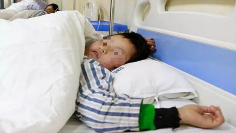 昆明军海脑病医院:一家五口,4个人都有癫痫!